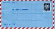 Aérogramme Monaco No 505 VF 2.70 -1981 - Postal Stationery