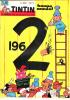 TINTIN JOURNAL 688 1961 Bonne Année 1962, La Bête Du Gévaudan, La Palestine, Berliet GBK, Hélicoptère Cessna Skyhook - Tintin