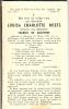 Doodsprentje Bijna100 Jarige Loisa Charlotte Roets Adegem 1851 - Maldegem 1951 - Images Religieuses