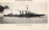 """THEMES - BATEAUX - Marine Militaire Française - Torpilleur """"Tramontane"""" - Guerra"""