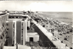 Caorle.  Spiaggia Di Ponente S.Margherita, 1953 - Venezia (Venice)