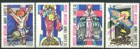 Vatican (1983) N 739 à 742 ** (Luxe) - Vatican