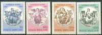 Vatican (1983) N 743 à 746 ** (Luxe) - Vatican