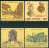 Vatican (1984) N 751 à 754 ** (Luxe) - Vatican