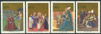 Vatican (1987) N 802 à 805 ** (Luxe) - Vatican