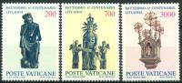 Vatican (1987) N 806 à 808 ** (Luxe) - Vatican