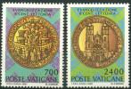 Vatican (1987) N 809 + 810 ** (Luxe) - Vatican
