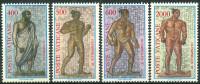 Vatican (1987) N 811 à 814 ** (Luxe) - Vatican