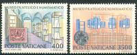 Vatican (1987) N 815 + 816 ** (Luxe) - Vatican