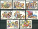 Vatican (1987) N 817 à 824 ** (Luxe) - Vatican