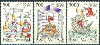 Vatican (1987) N 825 à 827 ** (Luxe) - Vatican
