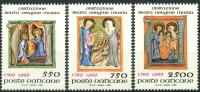 Vatican (1989) N 849 à 851 ** (Luxe) - Vatican