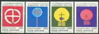 Vatican (1989) N 860 à 863 ** (Luxe) - Vatican