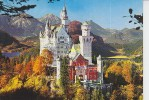 Konigsschloss Herrenchiemsee - Chiemgauer Alpen