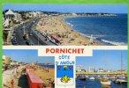 PORNICHET COTE D AMOUR CARTE EN BON ETAT - Pornichet