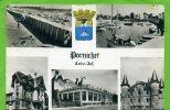 PORNICHET 1956 MULTI VUES CARTE EN BON ETAT - Pornichet