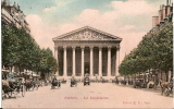 Paris  - La Madeleine    A 16 - Eglises