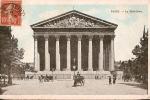Paris-  La Madeleine A 15 - Tour Eiffel