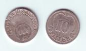 Hungary 10 Filler 1927 - Hongrie