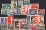 D- 002   -  N°419/450   , **,    Cote  343.00 €      ' Fraicheure Postale '    1939 - France