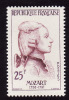 FRANCE  1957  -  Y&T 1137 -   Mozart   -   NEUF**   - Cote  2e - Unused Stamps