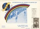 Championnats Du Monde Cyclistes 1955. 1er Sante Ranucci - Spaziani (15 X 10,8) - Cyclisme