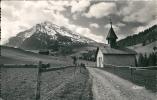 74  LA CLUSAZ     - ( Haute Savoie ) -    La Chapelle De Gotty Sur La Vielle Route Du Col Des Aravis - La Clusaz