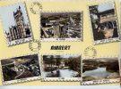 AMBERT--1971 -  - Vues Diverses ( Timbres) Cpsm Gd Format N° 631287  éd Combier - Ambert