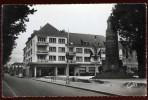 Cpsm Du  56 Lorient  Hôtel De Bretagne  Et Le Monument Aux Morts BRA7 - Lorient