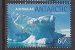 2011. AAT. Icebergs. 60c.  Enoded Iceberg.  FU. - Australian Antarctic Territory (AAT)