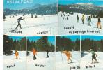 19596 Ski De Fond, Solitude Silence Santé Joie Effort. Cellard F30749