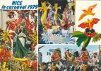 19597 Nice France, Carnaval 1979. Marionnette Reine Des Flots, Pignataro, CIM 2 - - Spectacle
