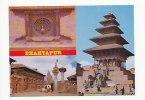 Népal. Bhaktapur. Mosaïque - Népal