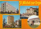 19615 Saint Michel Orge. Multi Vues -  CIM 3cp 76.6844 Cité Zup - Saint Michel Sur Orge