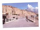 "2011  -  AK/CP/Postcard  ""Sust Boarder, Silk Road Hunza""  -  Siehe Scans  (pak 2011 A) - Pakistan"