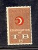 1967 PAKISTAN TUBERCULOSIS ERADICATION CAMPAIGN TB MEDICAL HEALTH  UMM. - Krankheiten