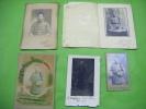 Photo Militaire-n°31 Et 89  Et 13 Et Autres Militaires..a Dentifier --.studio Grossin Paris  -perrot Paris-morel Troyes - War, Military