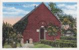 Ph-CPSM Etats Unis Bath (NC North Carolina) St. Thomas Church - Etats-Unis