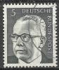 1970 Germania Federale - N. Michel 635 Usato - Usati