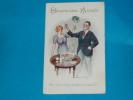 Ilustrateurs ) Florence House Barnes - N° 3744 - Comique Série  - Heureuse Année   - EDIT - Fabiano