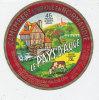 F 231 / ETIQUETTE  DE  CAMEMBERT LE PAYS D'AUGE - Cheese