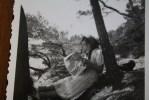 été  2 Juillet 1939 à Fabregas Dans Le Var 83 Prés De La Seyne-sur-Mer Et Saint-Mandrier Photographie Originale: - Places