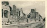 Philippeville  - La Rue De Namur ( Destructions De Guerre ? ) - Philippeville