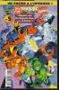 DC VERSUS  N° 5  -   LUG / SEMIC  1997 ( Avec POSTER Attaché ) - Lug & Semic