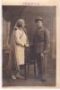 Photo Militaire Soldat, Infirmiere,  Famille Simonne Léon Delannoy, Pont à Celles Belgique. Théatre - Guerre, Militaire