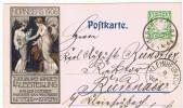 Allemagne:baviere.nurnber G  1906. - Nuernberg