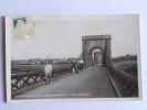 FOURCHAMBAULT - Pont Suspendu Et Vue Générale - France