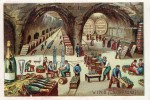 CHROMO   SOCIETE GENERALE DES BISCUITS FRANCAIS   Vins  (CHAMPAGNE) - Süsswaren