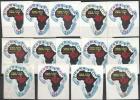 SIERA LEONE  -  PORT. GUINEE -  RARE  -  **MNH - 1968 - Refugiados