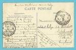 Kaart Verzonden Van FECAMP Met Stempel PMB 4 Op 20/09/17 Naar Soldat Belge Te England, Met Stempel PMB 6 - Armée Belge